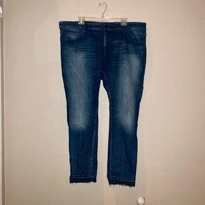 NEW Ava & Viv Skinny Jean • Size 20W